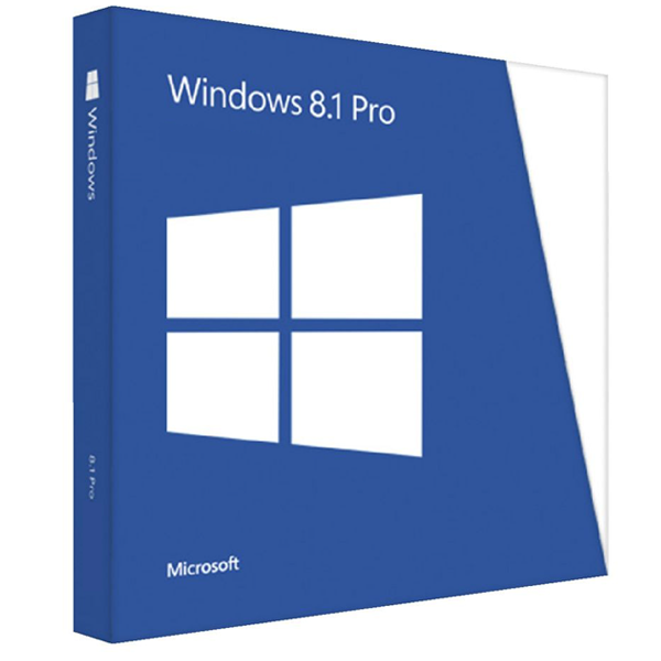 Windows 8.1 Professional Licencia RETAIL Por 1PC MFR # FQC-06913