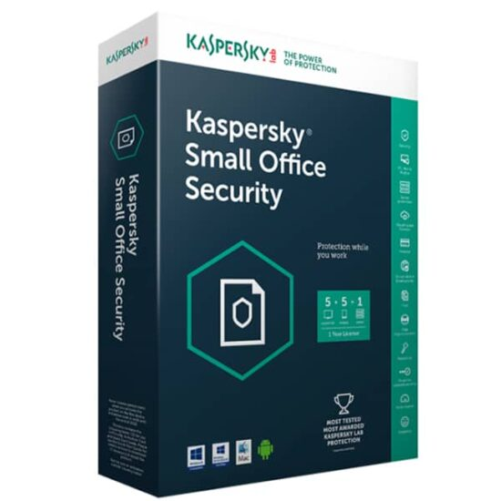 Kaspersky Small Office Security Portada