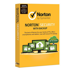 Antivirus Norton Security with Backup Por 2 Años Para 10 Pcs