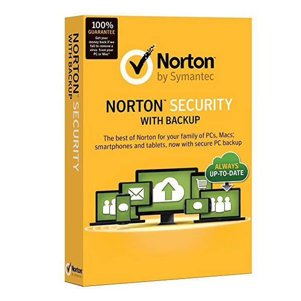 Antivirus Norton Security Premium With Backup Por 3 Años Para 10 Pcs