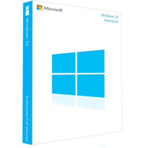 Windows 10 Enterprise Licencia Retail 1 Pc MFR # KV3-00260