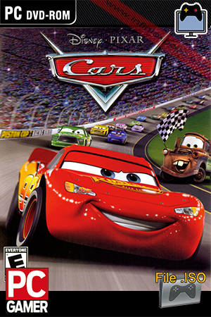 Cars Pc Game Poster