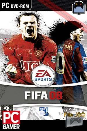 FIFA 08 PC Game Poster