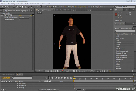 Adobe After Effects CS5 Profesional 1 Muestra