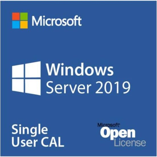 Windows Server User Cals 2019 Portada