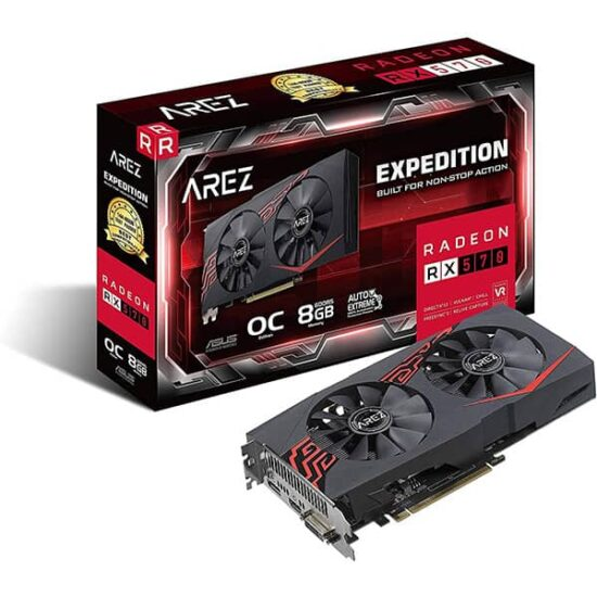 ASUS Expedition Radeon RX 570 1 (1)
