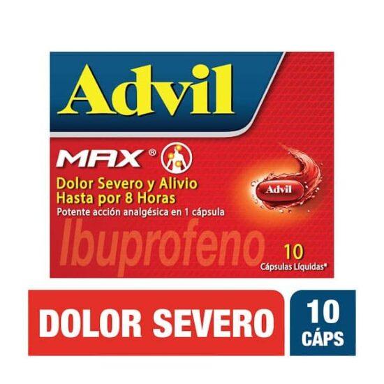 Advil Dolor severo 1