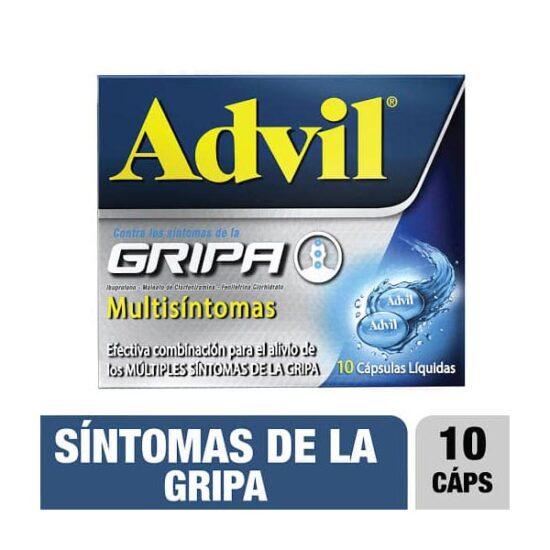 Advil Gripa 1
