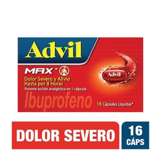 Advil Max x16 1