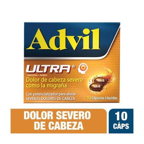 Advil Ultra