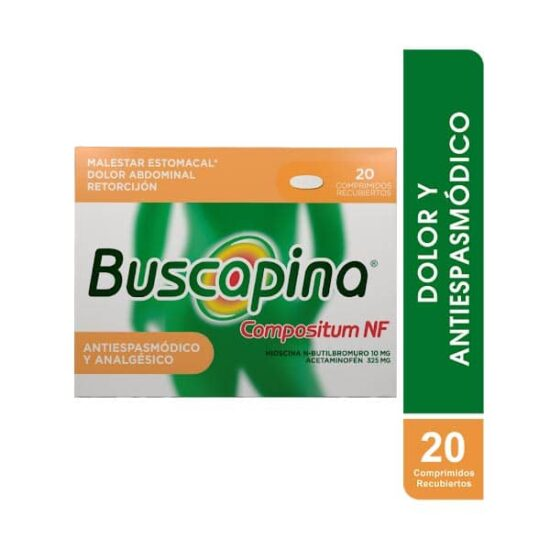 Buscapina Compositum 1