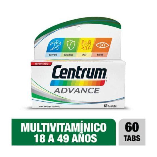 CENTRUM ADVANCE x 60