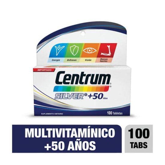 CENTRUM SILVER+50 AÑOS 1