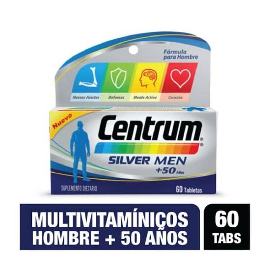 Centrum For Men +50Años 1