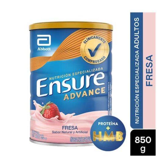 ENSURE ADVANCE FRESA X 850 Gr 1