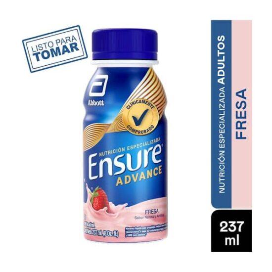 ENSURE ADVANCE Fresa 237 ML 1