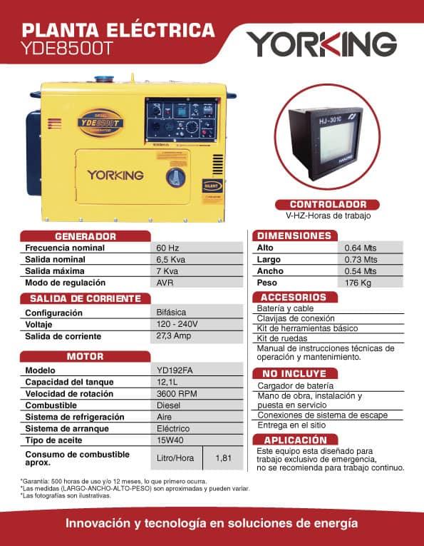 YDE8500T (1)