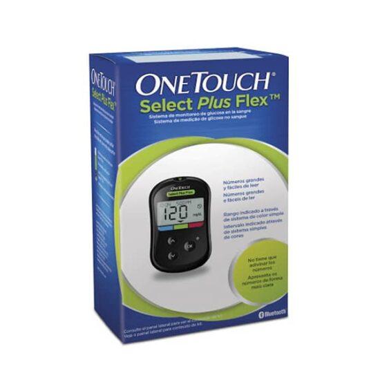 Glucómetro one touch 3