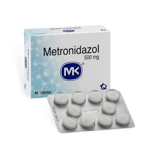 Metronidazol 2