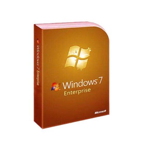 Windows 7 Enterprise Portada