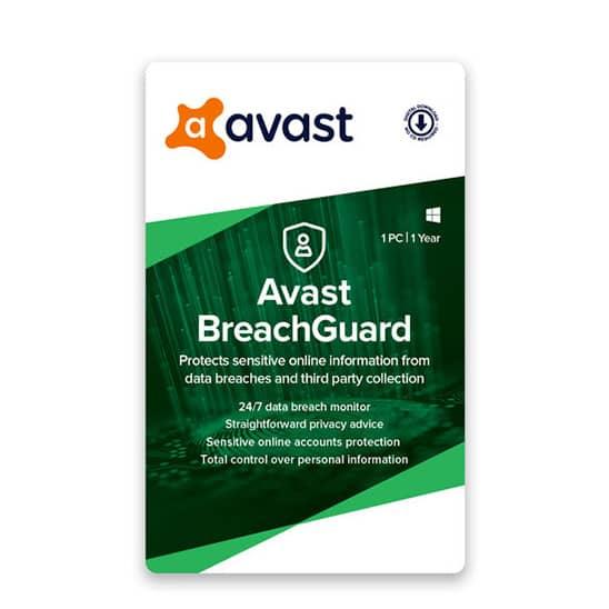 Avast BreachGuard Portada