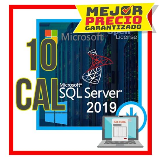 Sql-2019-std 10cal