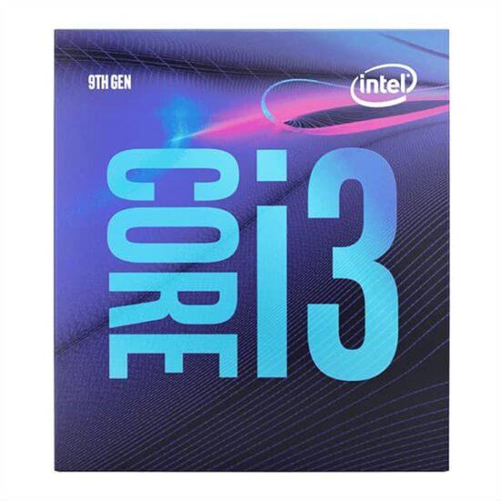 Procesador Intel core 1 3-9100