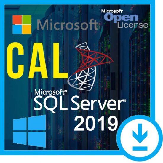 SQL Server 2019 CALs