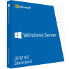 Windows Server 2012 R2 Standard MFR # P73-05328 con 5 Cals Remote Desktop Users (Combo)