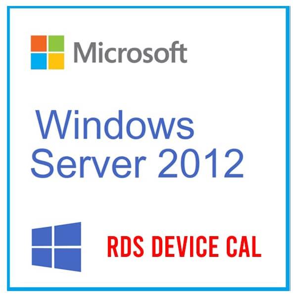 Windows Server 2012 RDS Device