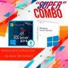 """Combo 2 en 1"" Windows Server 2019 Standard + SQL Server 2019 Standard"